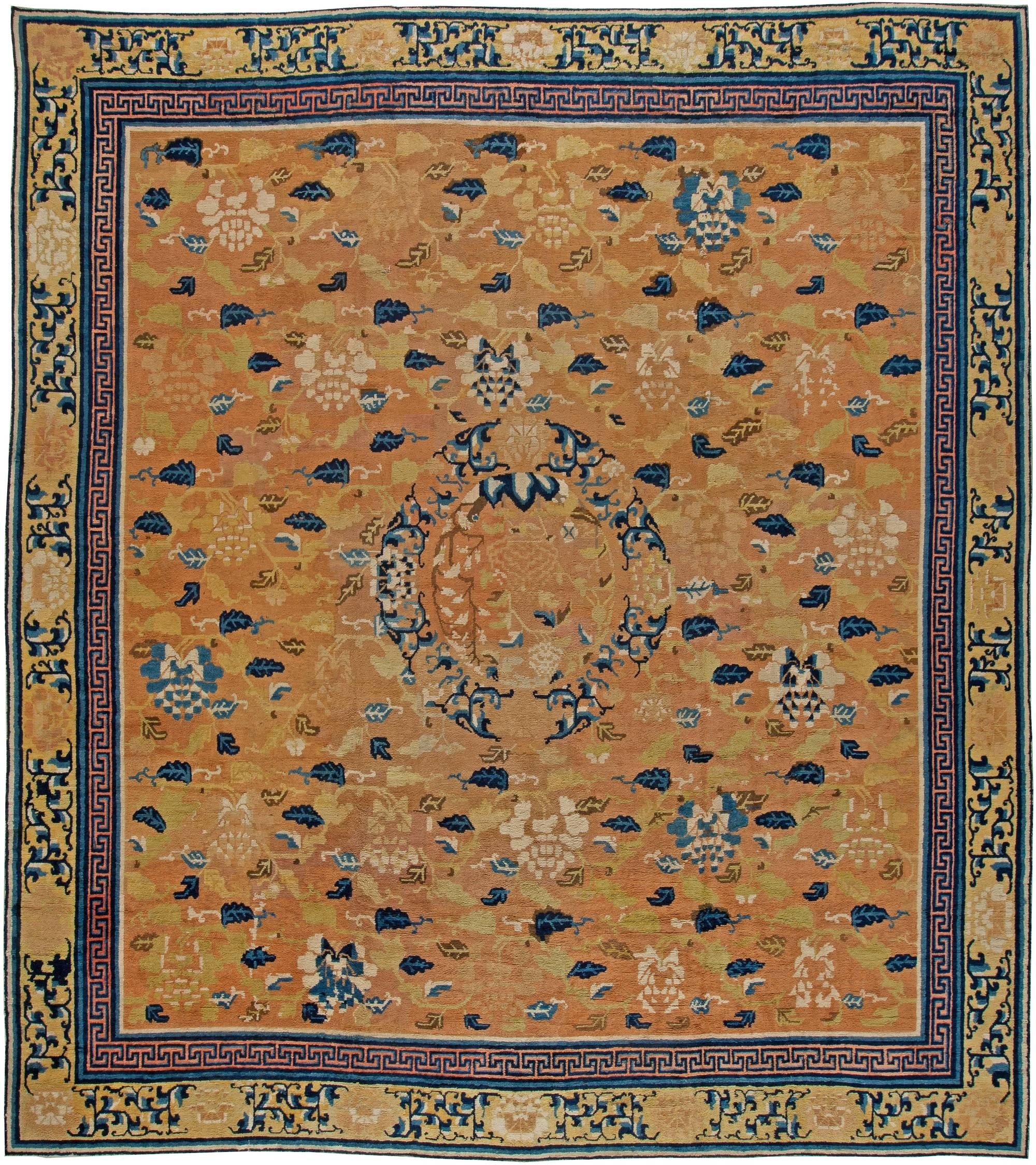 Chinese Rugs From Rug Collection Doris Leslie Blau Regarding Chinese Rugs (Image 12 of 15)