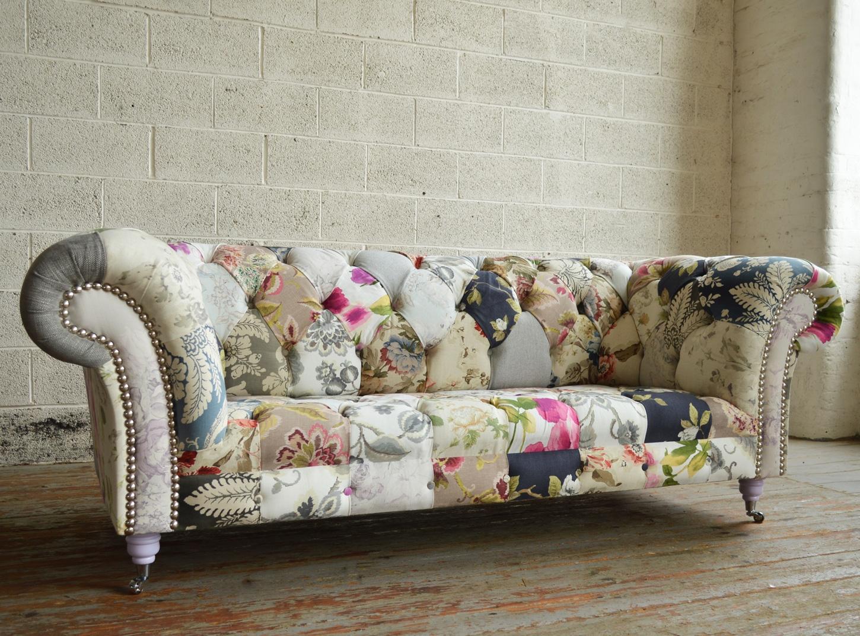 Chintz Sofas Uk Eoua Blog For Chintz Fabric Sofas (Image 3 of 15)