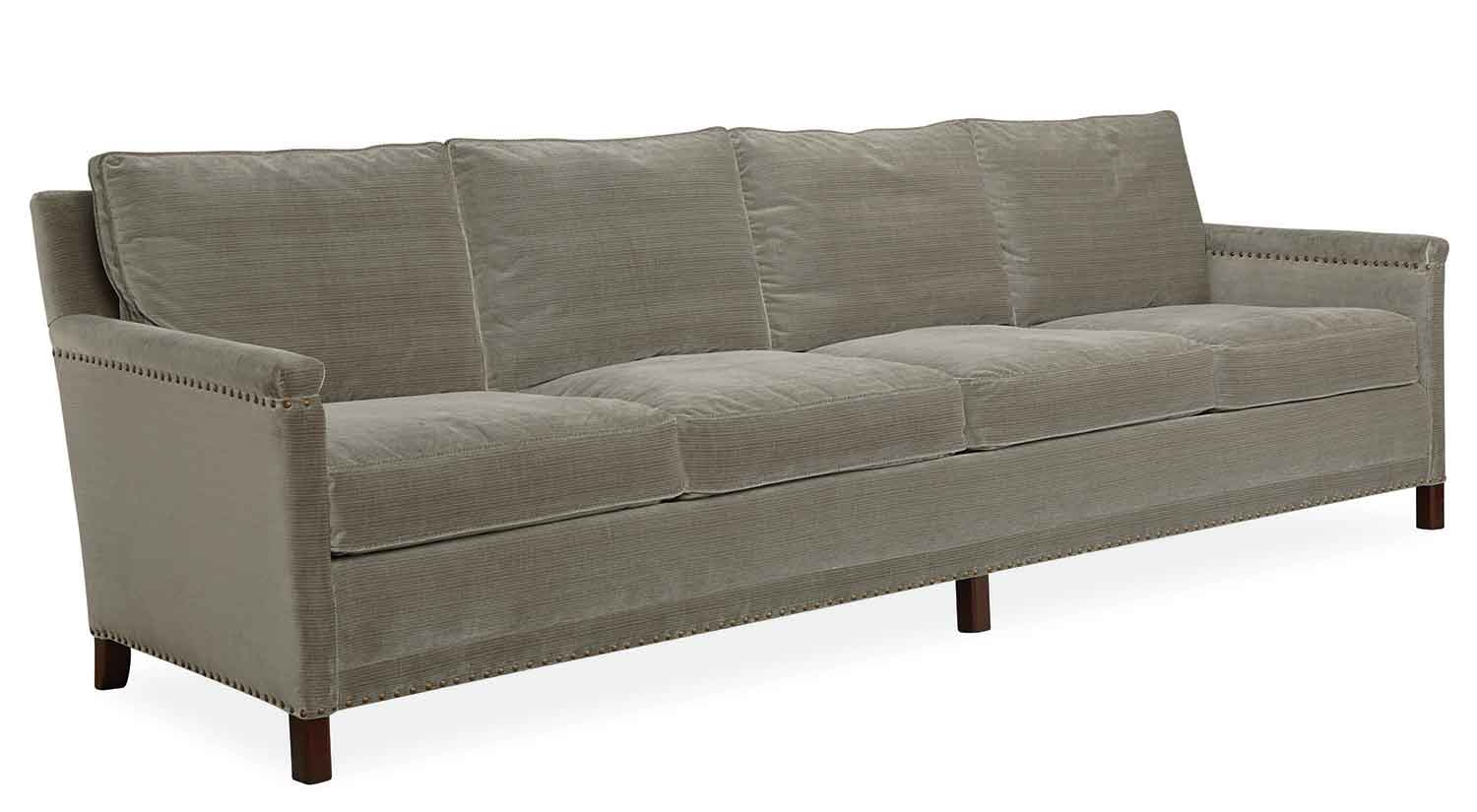 Circle Furniture Paige 4 Seat Sofa Sofas Acton Circle Furniture Intended For Four Seat Sofas (Image 5 of 15)