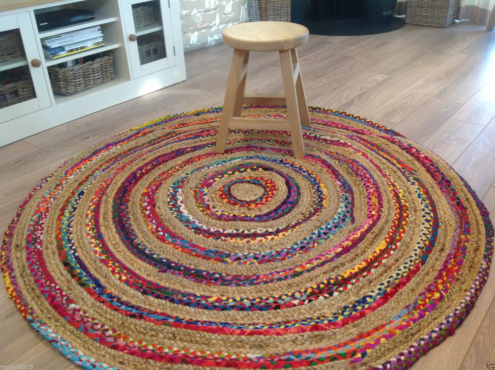 Circular Rugs Uk Roselawnlutheran For Circular Rugs (View 8 of 15)
