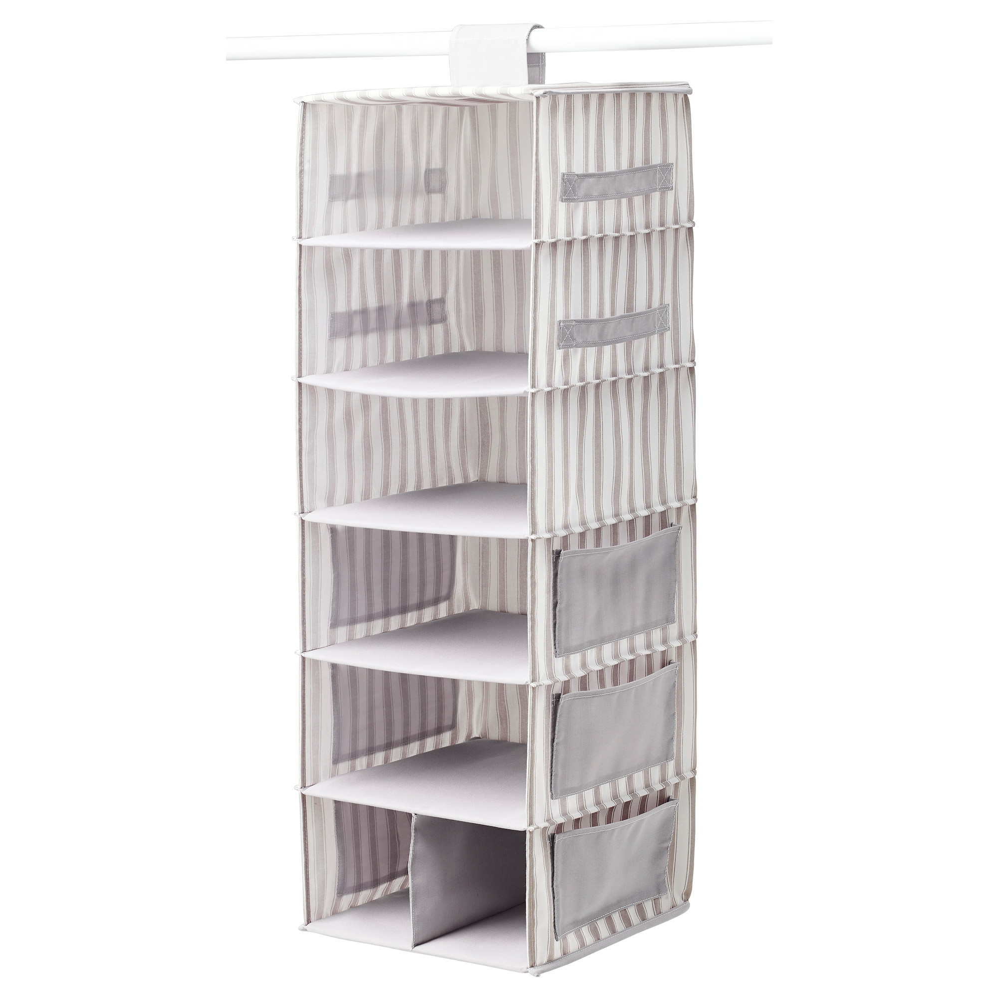 Clothes Organizers Storage Ikea For Hanging Wardrobe Shelves (Image 12 of 25)