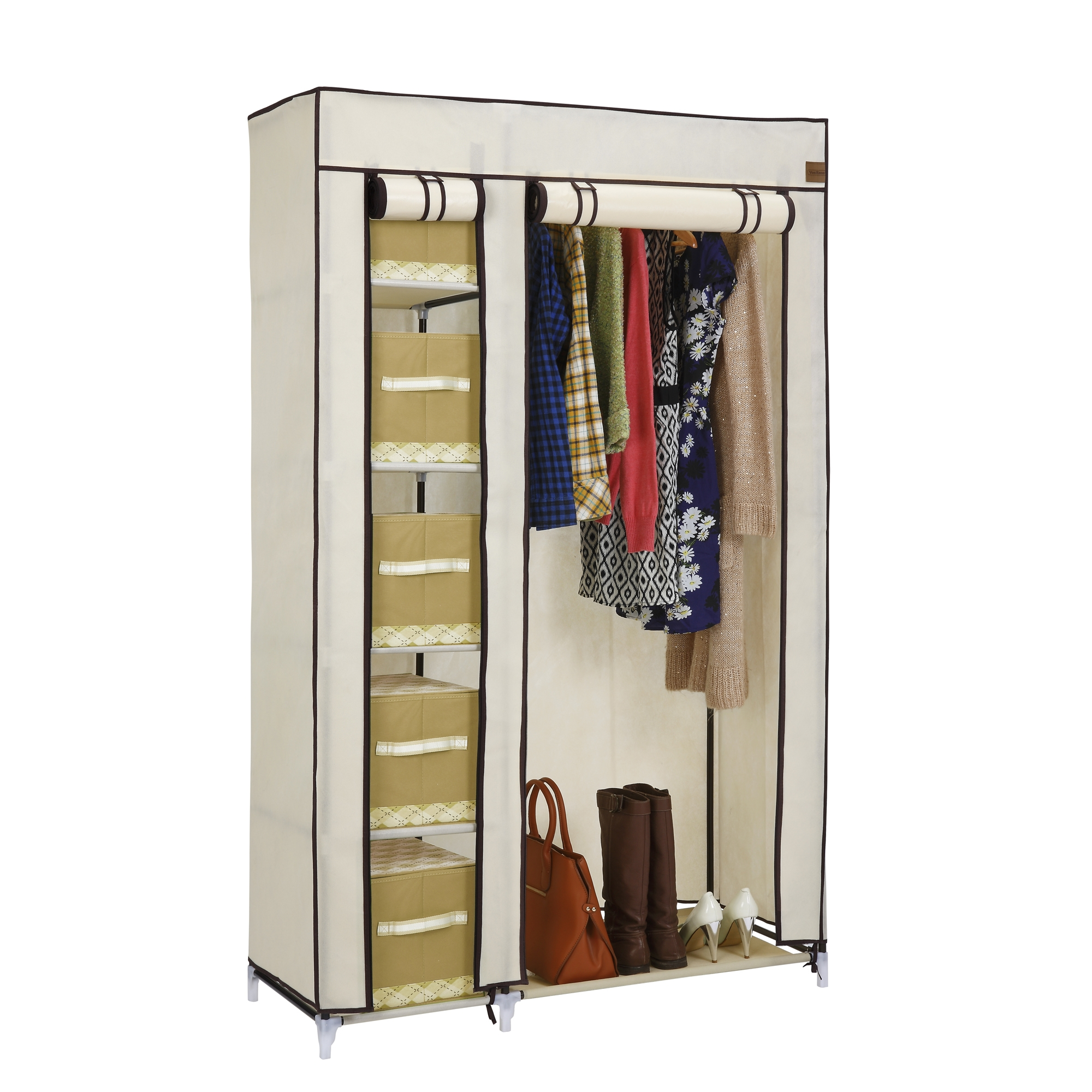 Featured Image of Wardrobe Double Hanging Rail
