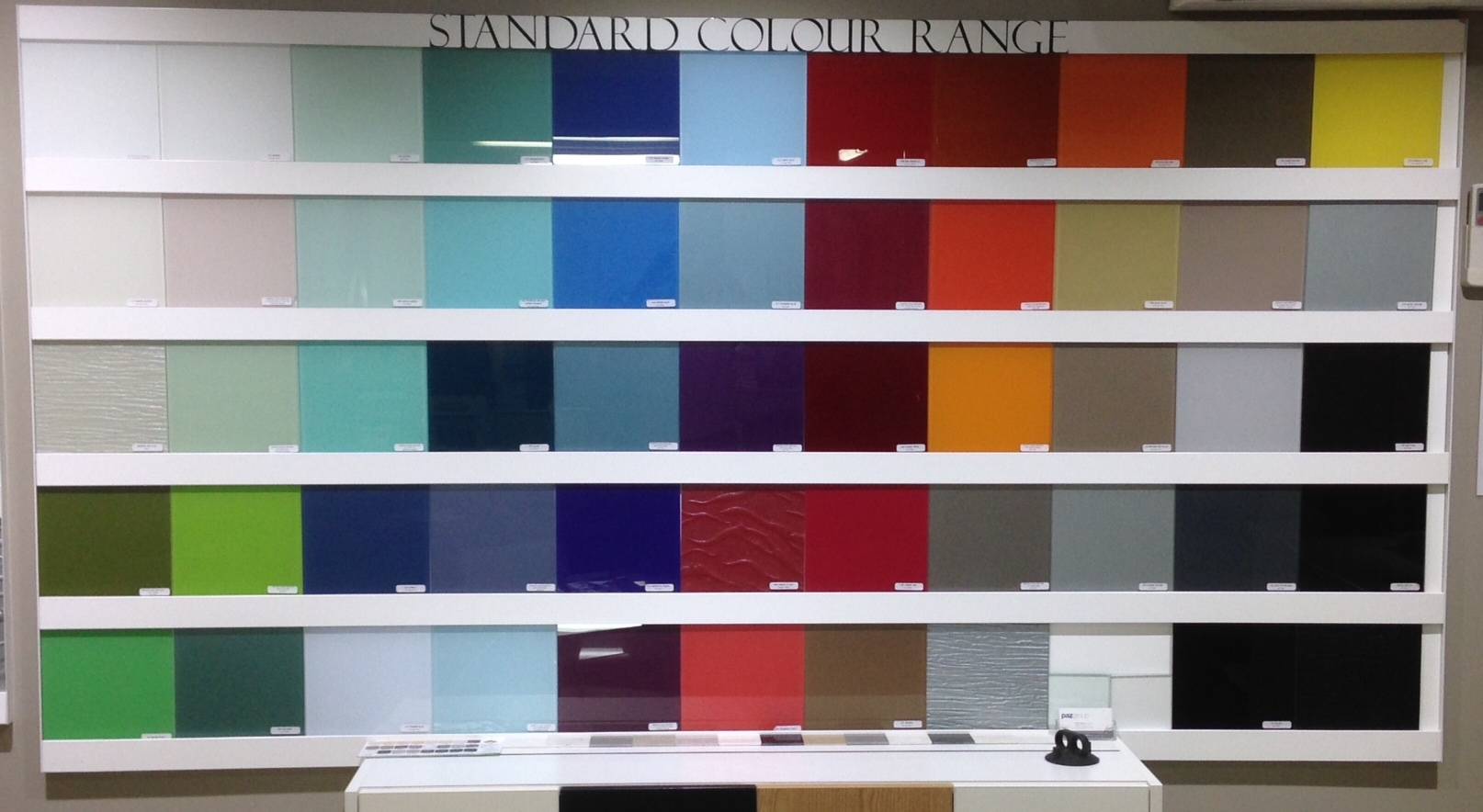 Coloured Splashbacks To Suit Your Design And Specifications For Coloured Glass Shelves (Image 7 of 15)