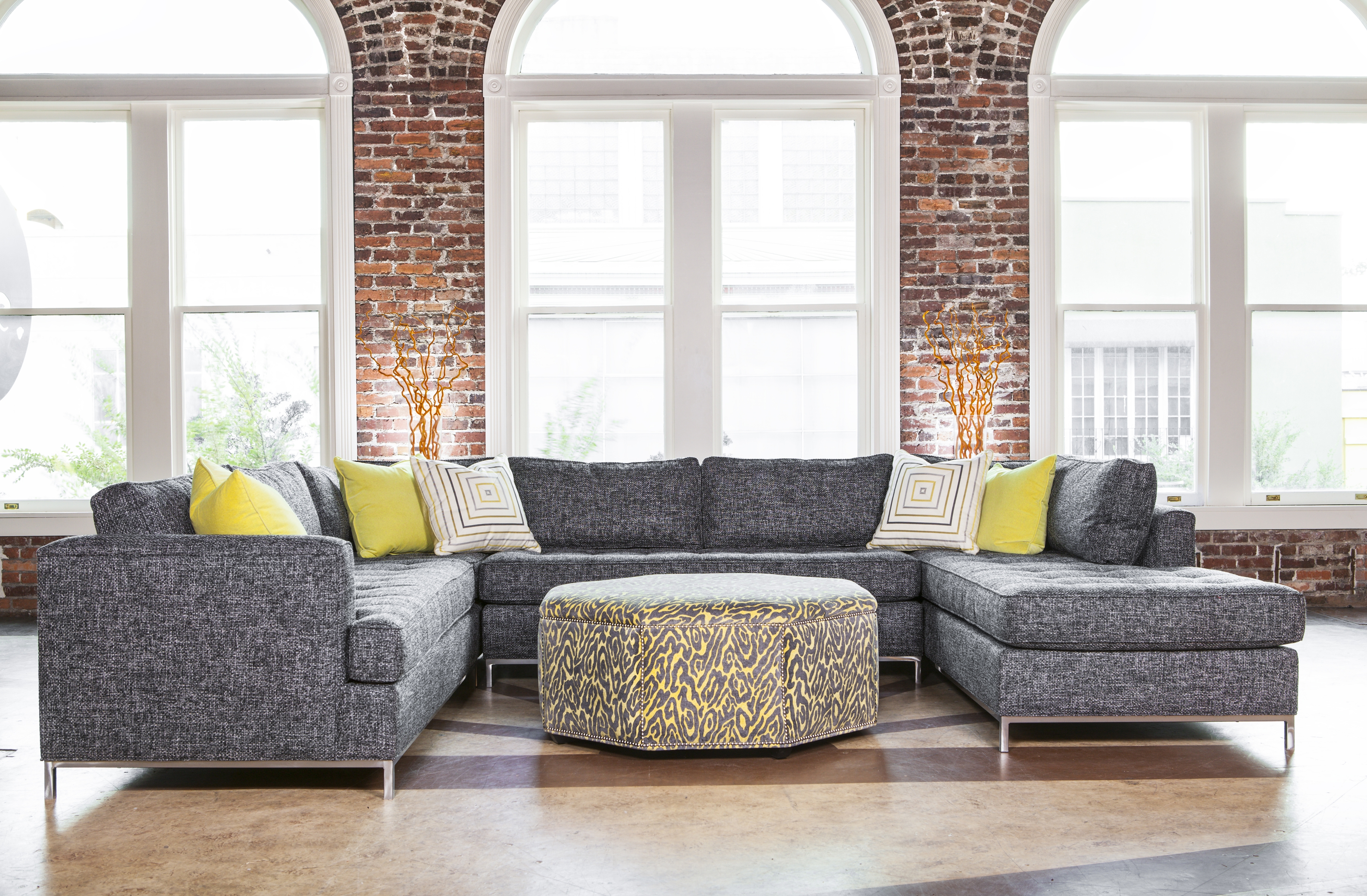 Colton Sectiona Norwalk Furniture Sunset Boulevard Past For Norwalk Sofa And Chairs (Image 2 of 15)