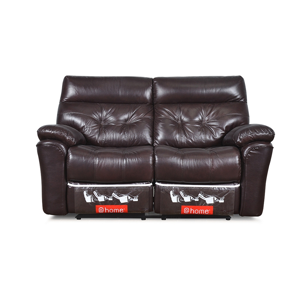 Comfort 2 Seater Sofa W 2 Recliner Recliners Sofa Online In Pertaining To Two Seater Sofas (Image 8 of 15)