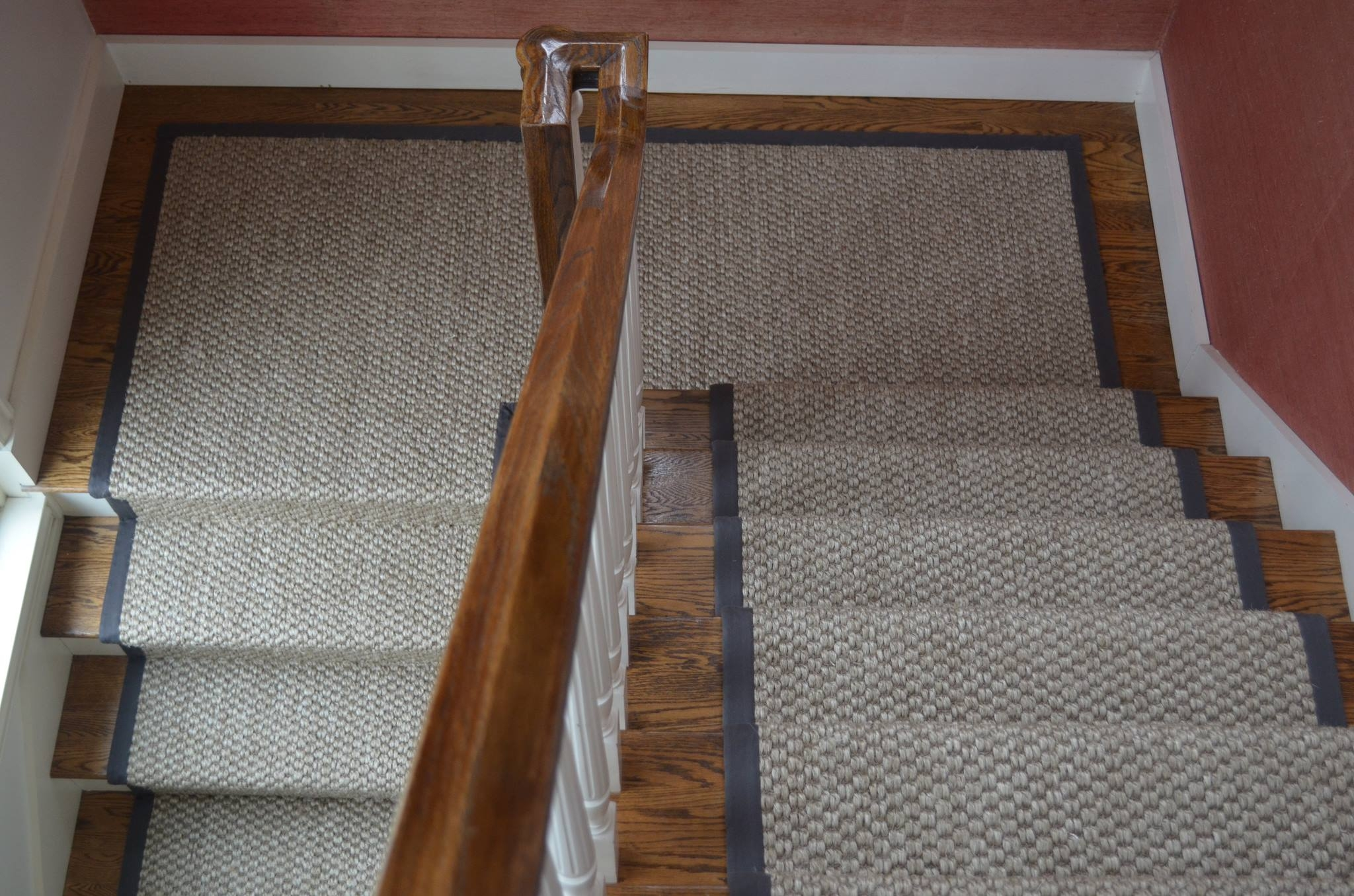 Compact Stair Tread Rugs Contemporary 30 Stair Tread Rugs Throughout Natural Stair Tread Rugs (Image 3 of 15)