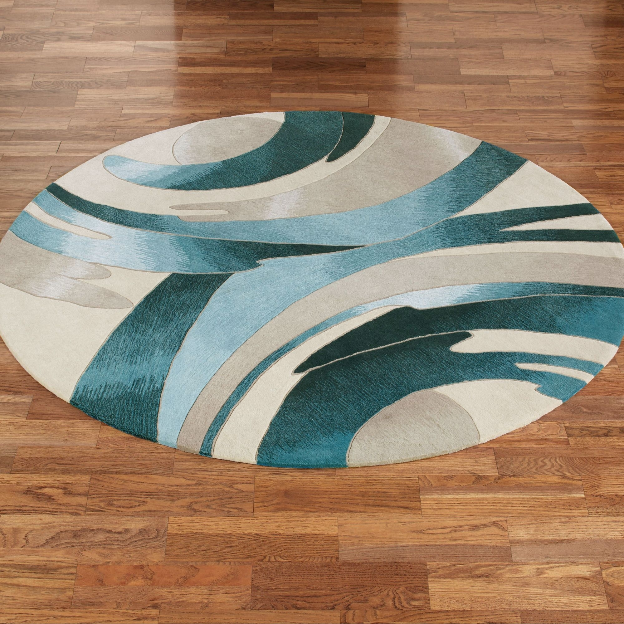 Contemporary Round Area Rugs Cheap Rugs For Living Room Area Rugs With Regard To Contemporary Rugs Runners (Image 3 of 15)