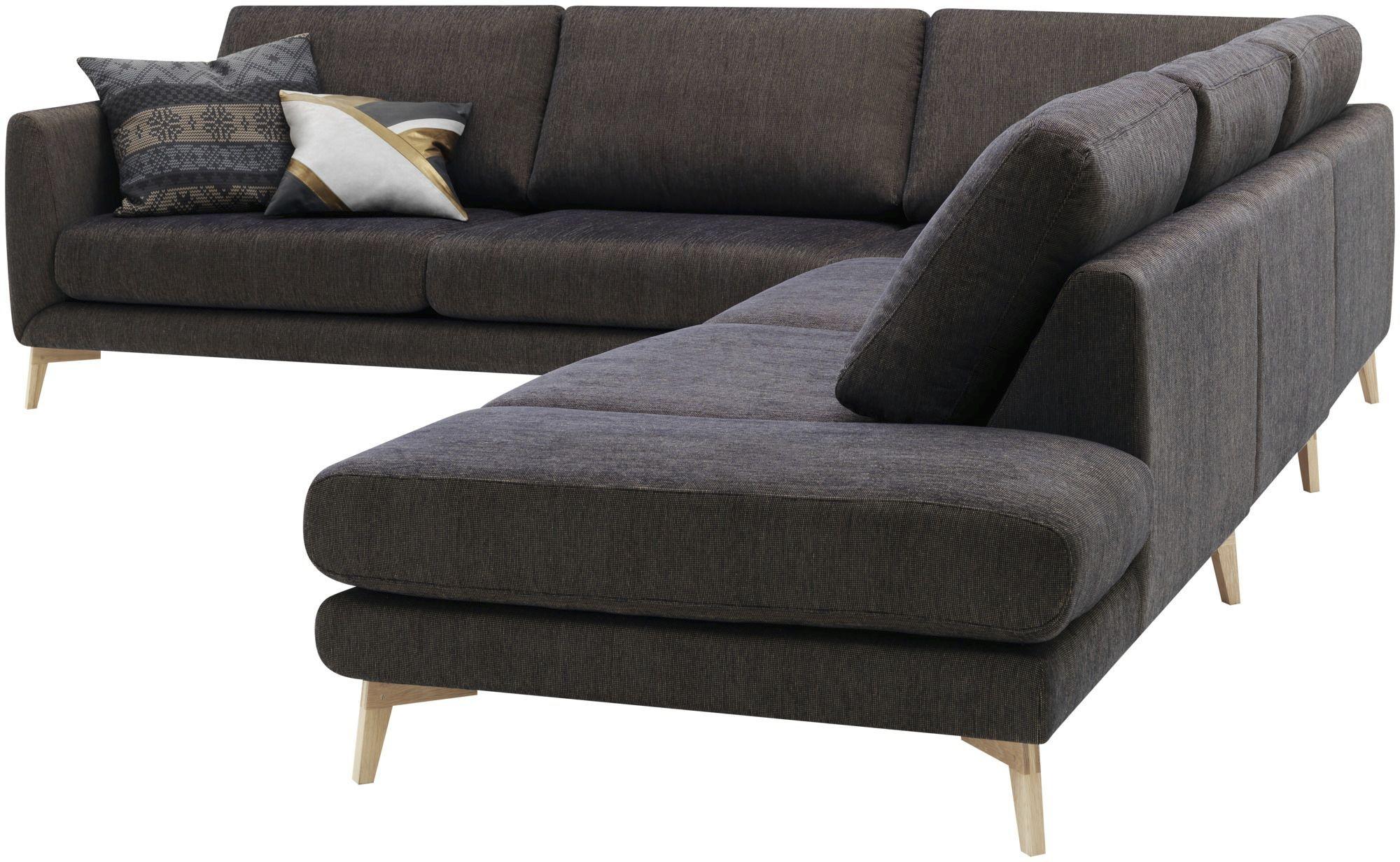 Corner Sofa Modular Contemporary Leather Fargo Anders Regarding Modular Corner Sofas (Image 6 of 15)