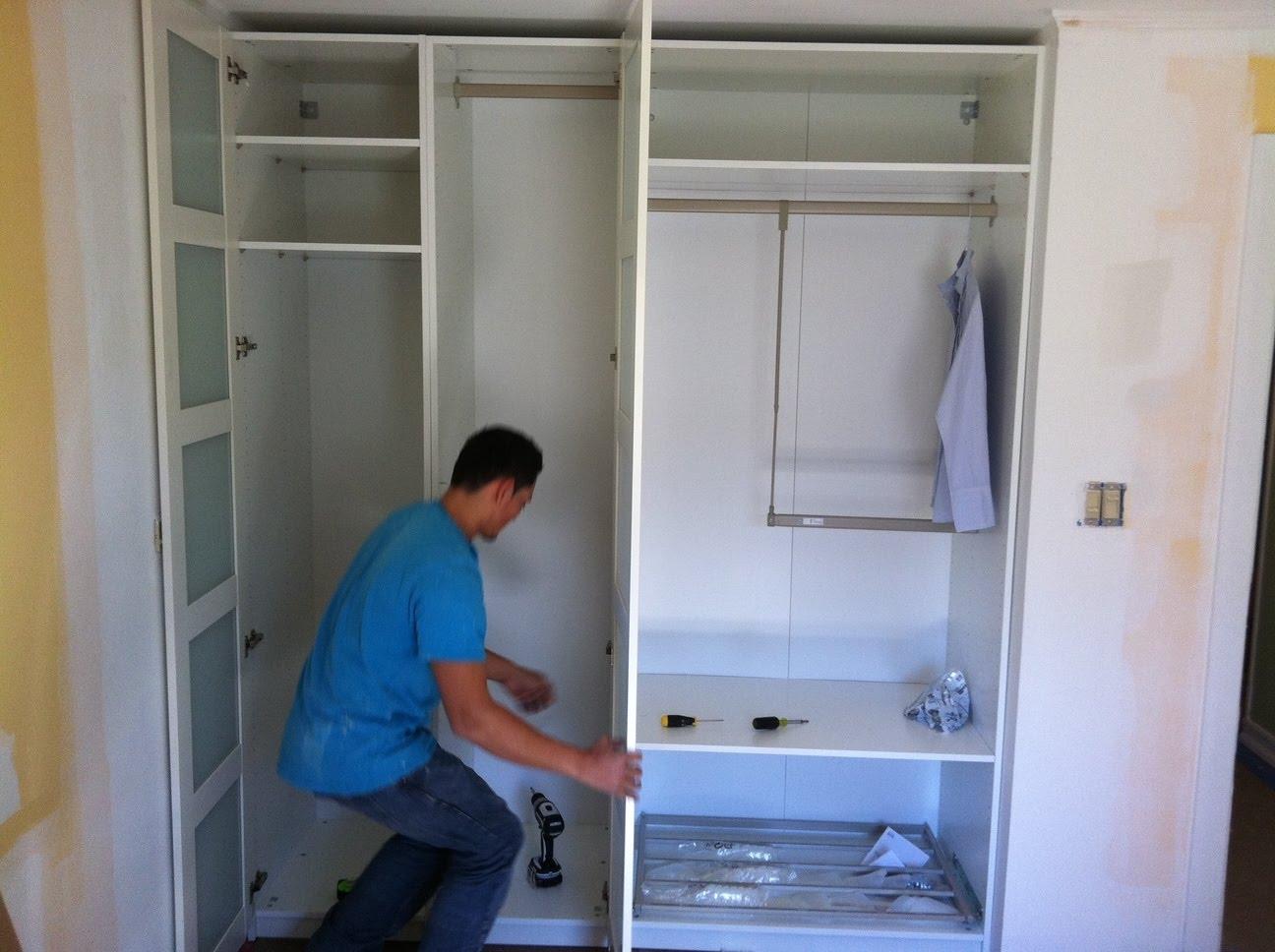 Шкаф купе своими руками пошаговая инструкция