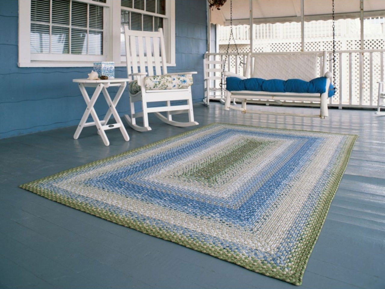 Cottage Area Rugs Home Decors Collection In Seaside Rugs (View 3 of 15)