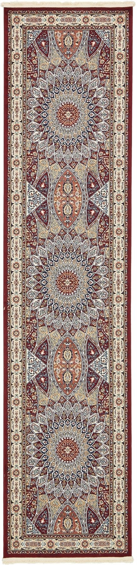 Country Medallion Style Rug Traditional Floral Carpets Botanical Pertaining To Traditional Carpets (Image 1 of 15)