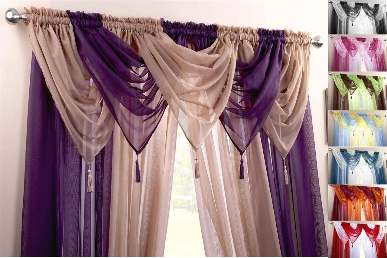 Cream And Purple Curtains Curtain Menzilperde Intended For Purple And Gold Curtains (Image 5 of 25)