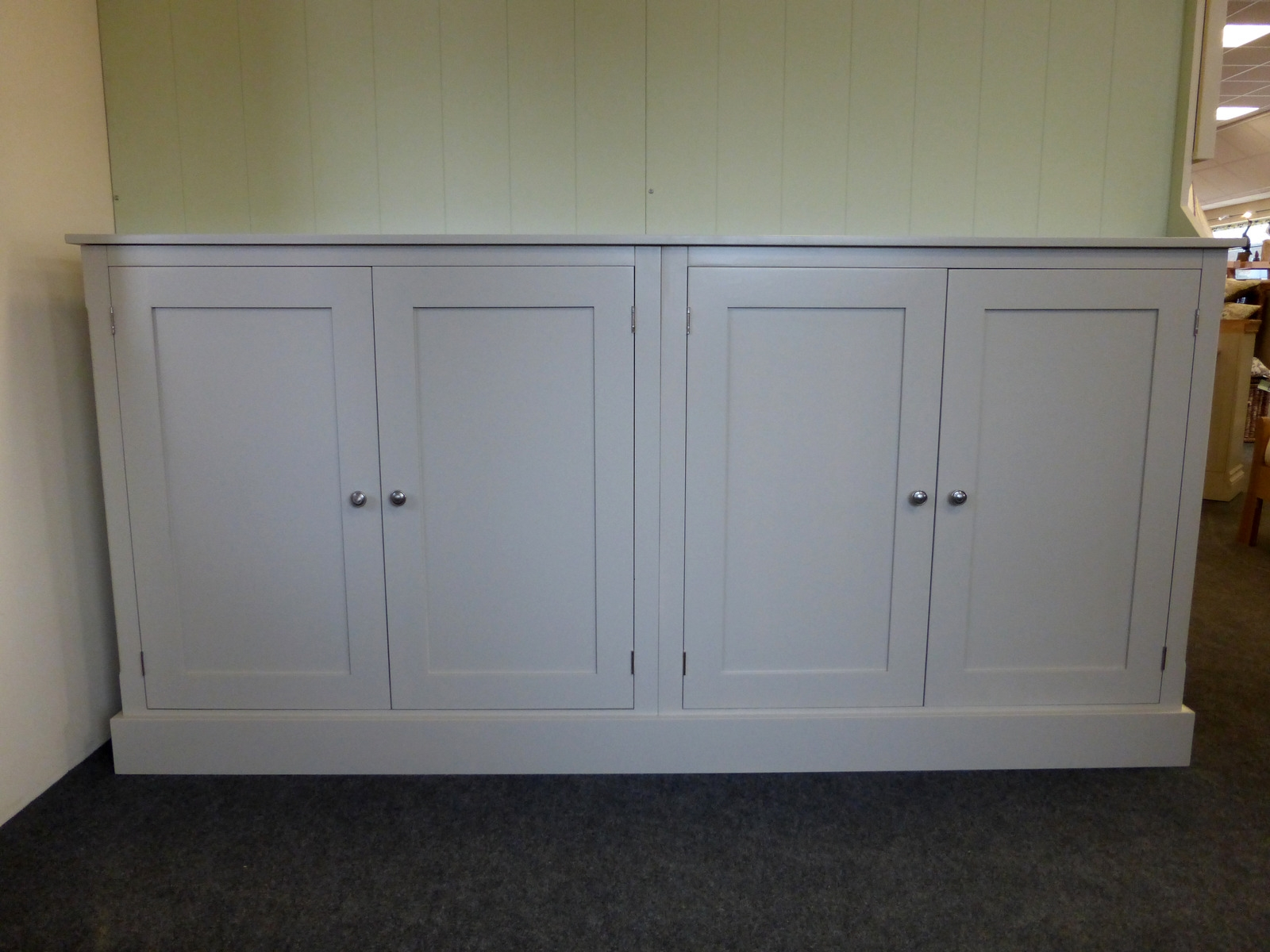 Cupboards Buy Pine Oak Painted And Bespoke Furniture Within Bespoke Cupboards (Image 8 of 15)