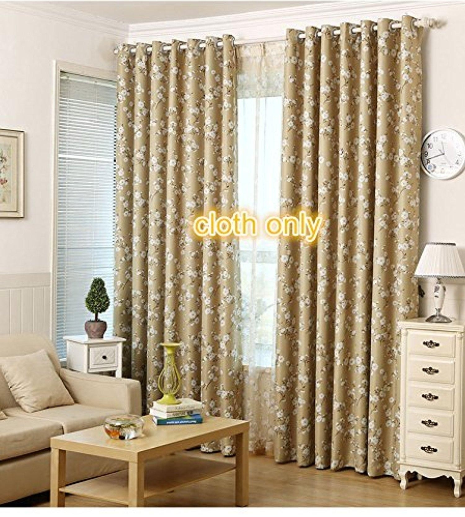 Curtain Curtain Beautiful 96 Inch Blackout Curtains Decor Ideas In 96 Inches Long Curtains (Image 8 of 25)