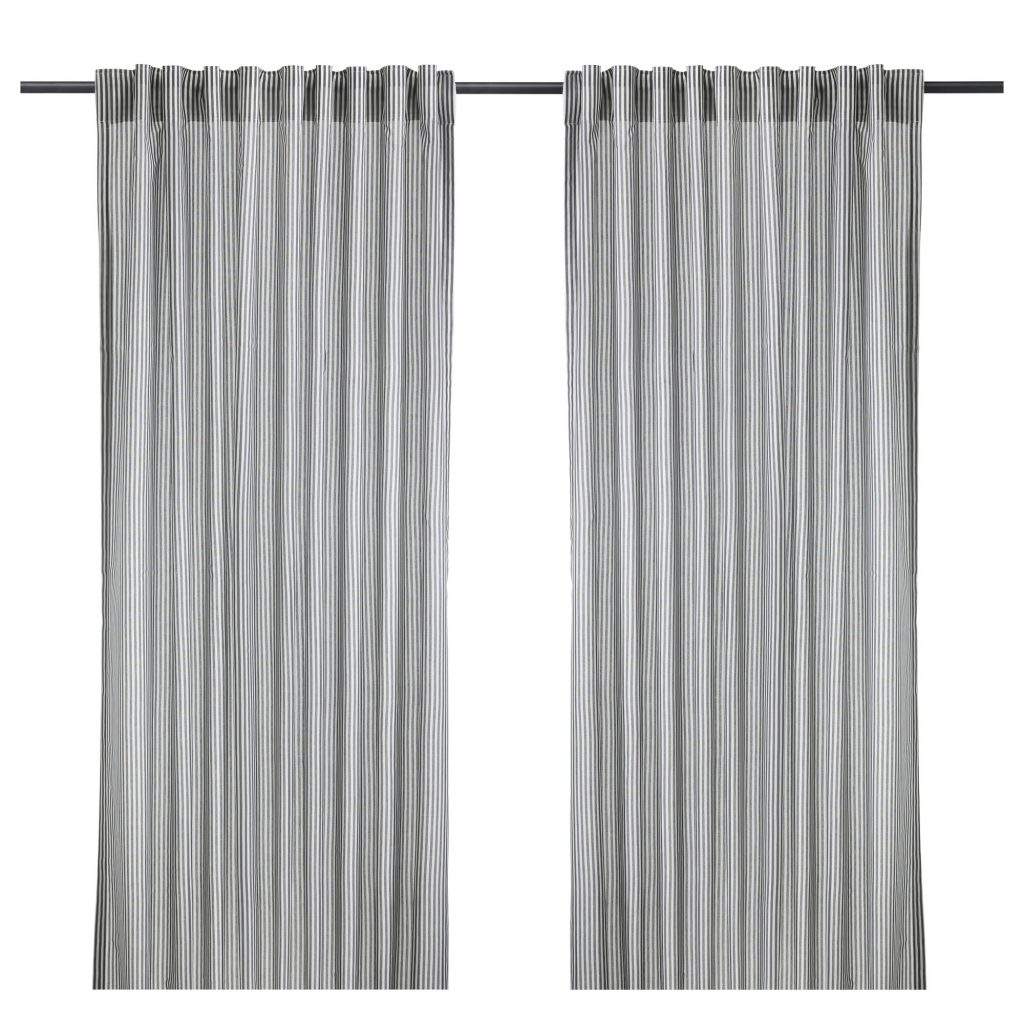 Curtain Indoor Outdoor Grommet Top Curtains And Panels Pertaining To 54 Inch Long Curtain Panels (View 15 of 25)
