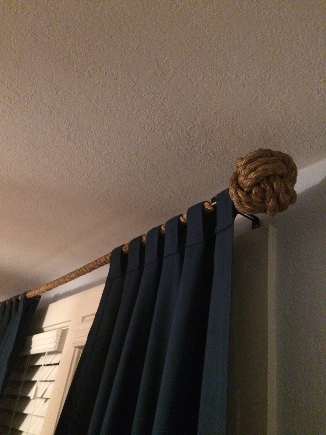 Curtain Rods Nautical Curtain Rods Inspiring Pictures Of With Regard To Nautical Curtain Rods (Image 11 of 25)