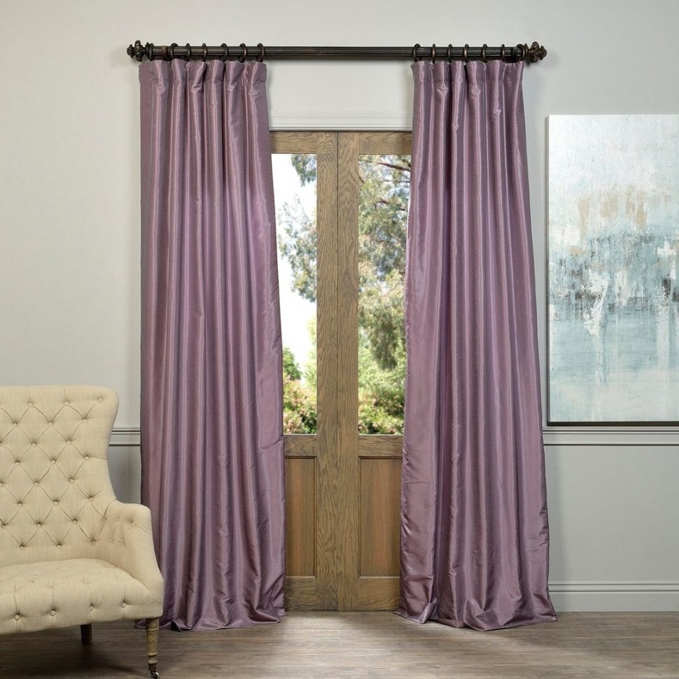 Curtains And Drapes White Drapes Gold Curtains Bedroom Curtains Regarding Purple And Gold Curtains (Image 6 of 25)