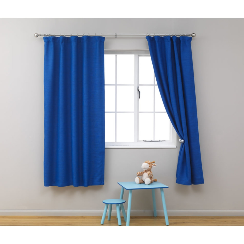 Featured Image of Blue Curtains For Boys Room