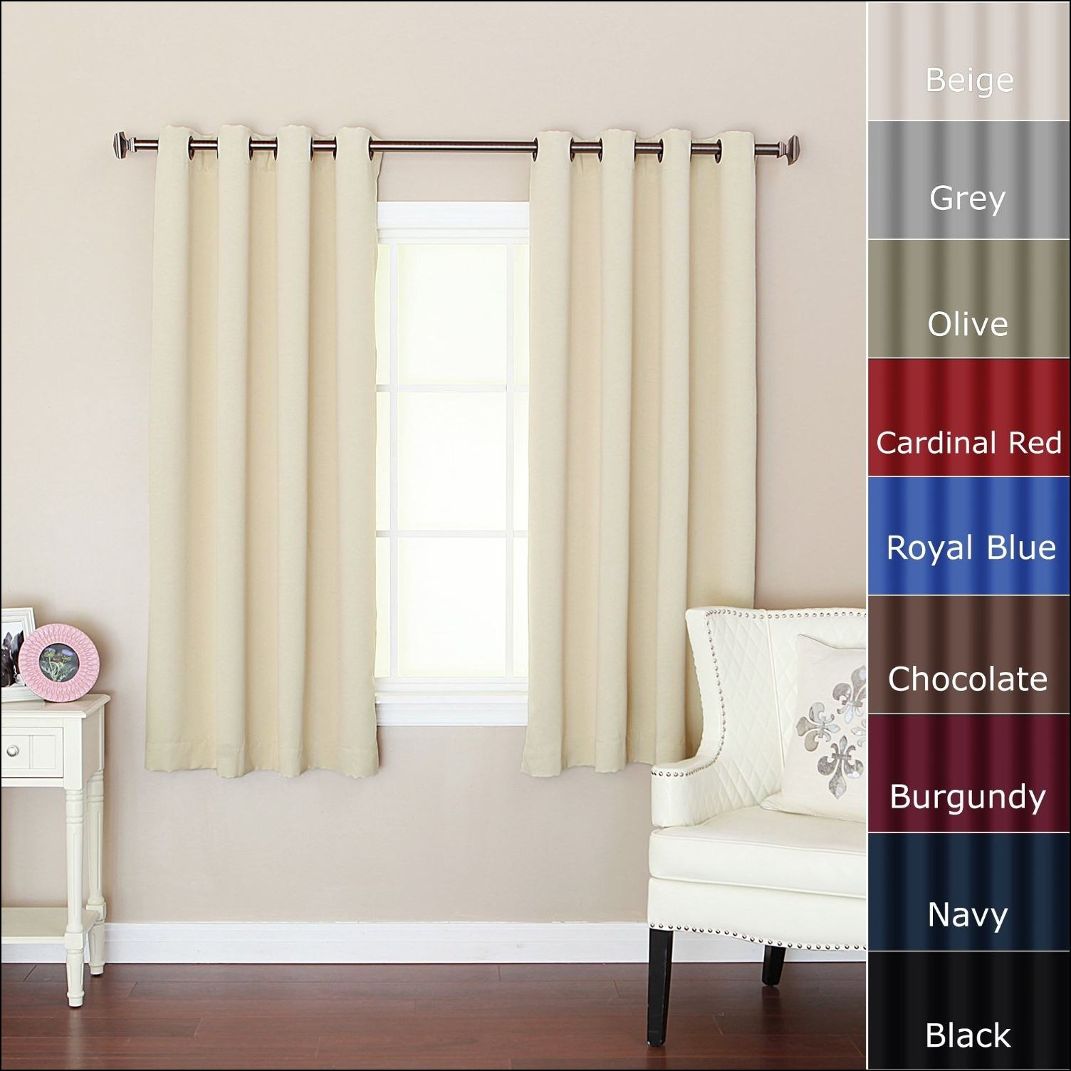 Curtains Curtain For Small Window Inspiration Curtain For Small Regarding Curtains Windows (View 4 of 25)