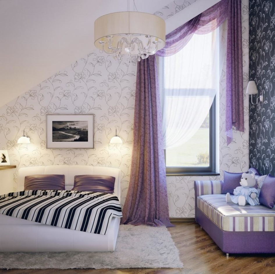 Curtains Curtains For Girls Bedroom Designs Best 25 Girls Ideas On In Bedroom Curtains For Girls (View 18 of 25)