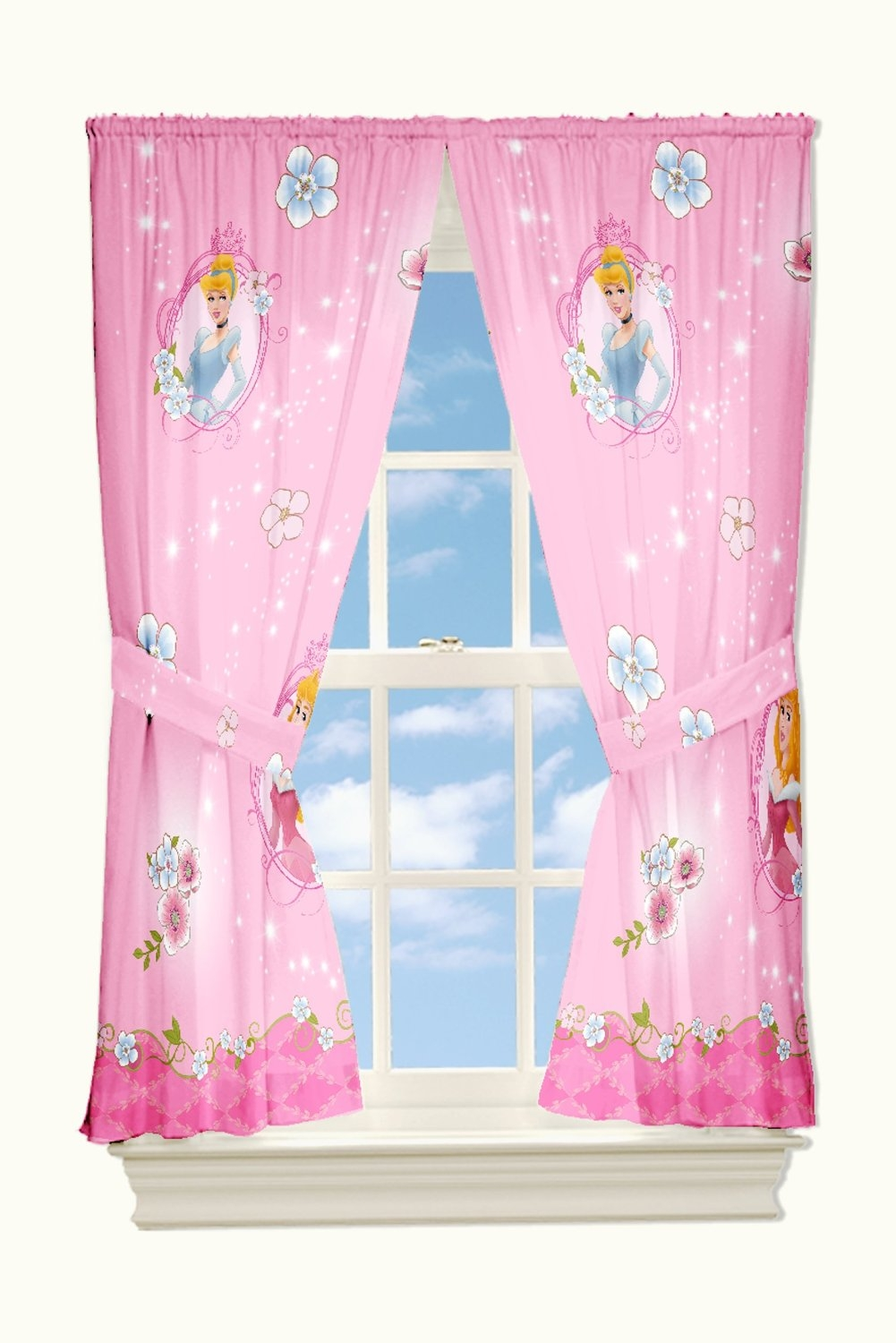 Curtains Curtains For Girls Bedroom Designs Girl Windows Curtains With Regard To Bedroom Curtains For Girls (View 9 of 25)