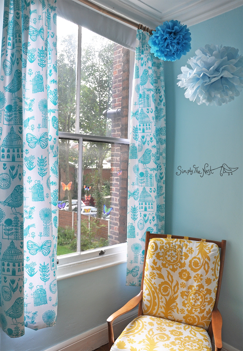 Curtains Exciting 96 Inch Curtains For Home Decoration Ideas Regarding Turquoise Trellis Curtains (Image 13 of 25)