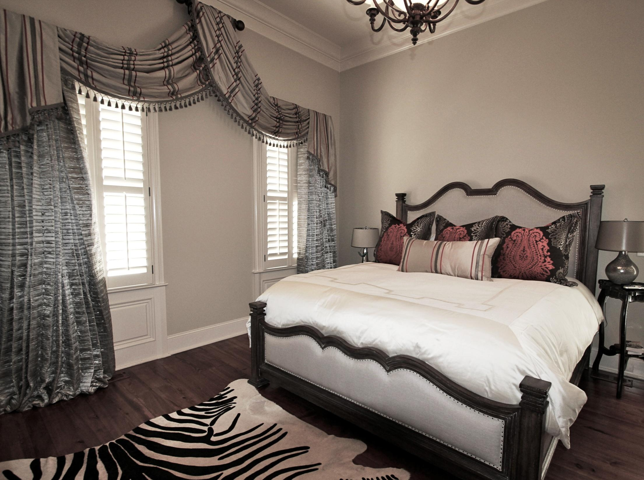 Curtains For Bedrooms 7 Beautiful Window Treatments For Bedrooms For Curtains For Bedrooms (Image 17 of 25)
