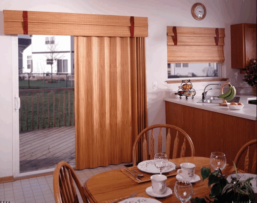 Curtains For Sliding Doors Large Hanging Curtains For Sliding Pertaining To Sliding Glass Door Curtains (Image 5 of 25)