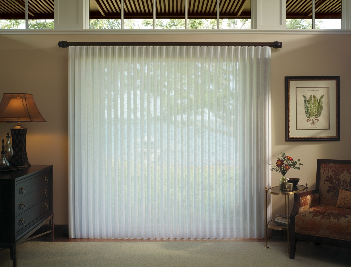 Curtains For Sliding Glass Doors Panels Trending Sliding Door Pertaining To Sliding Glass Door Curtains (Image 7 of 25)