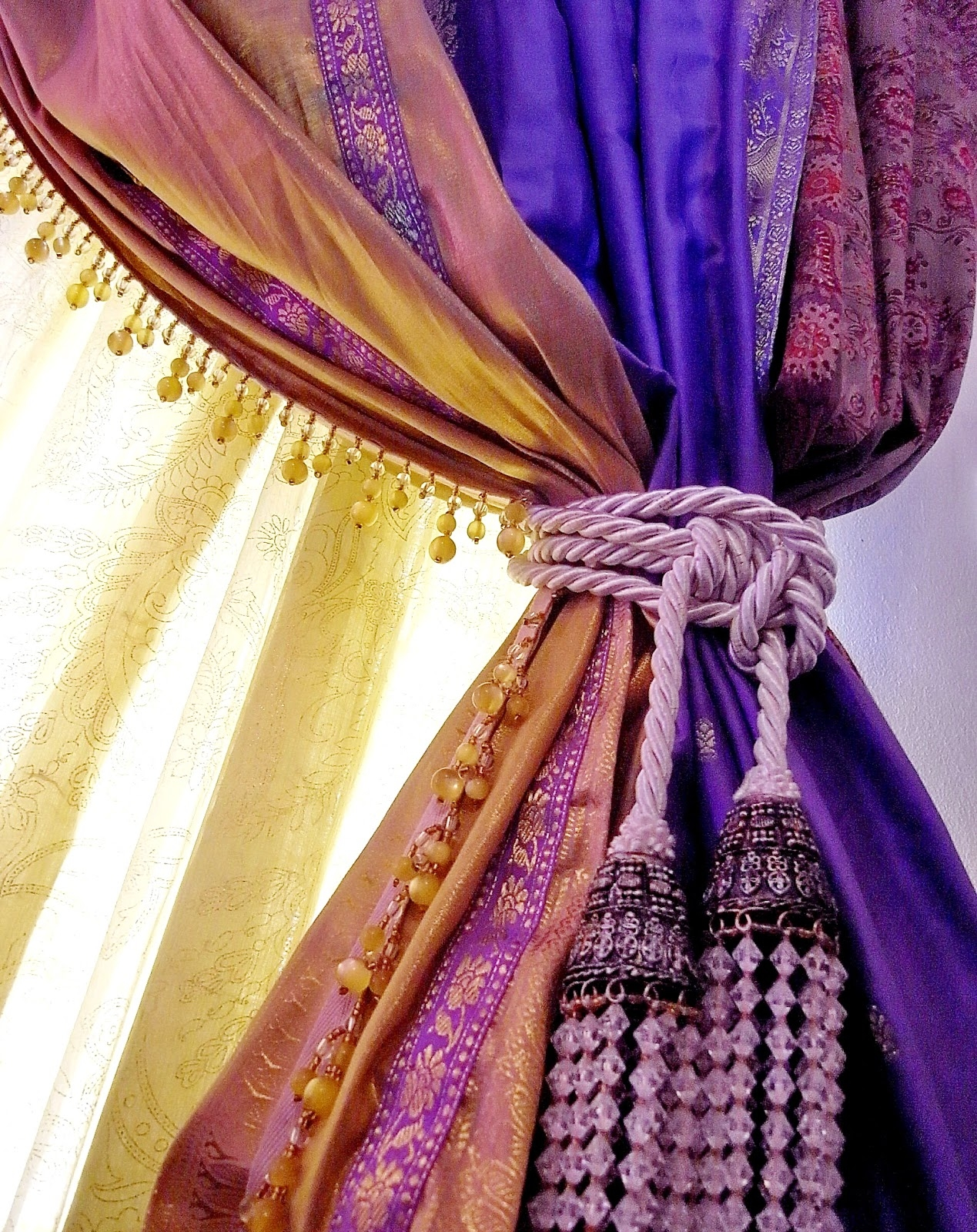 Curtains Ideas Purple And Gold Curtains Inspiring Pictures Of Intended For Purple And Gold Curtains (Image 10 of 25)