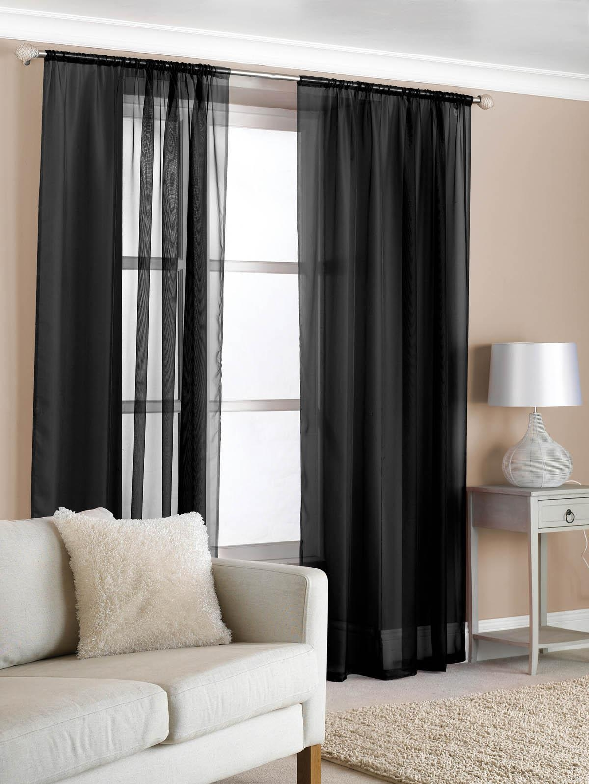 Curtains Modern Kitchen 3d Render Grey Sheer Curtains Lovable Within Dark Grey Sheer Curtains (Image 14 of 25)
