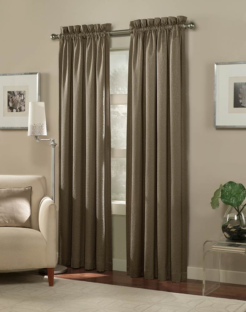Curtains Popular Curtains Inspiration Popular Living Room Short In In Short Brown Curtains (Image 10 of 25)