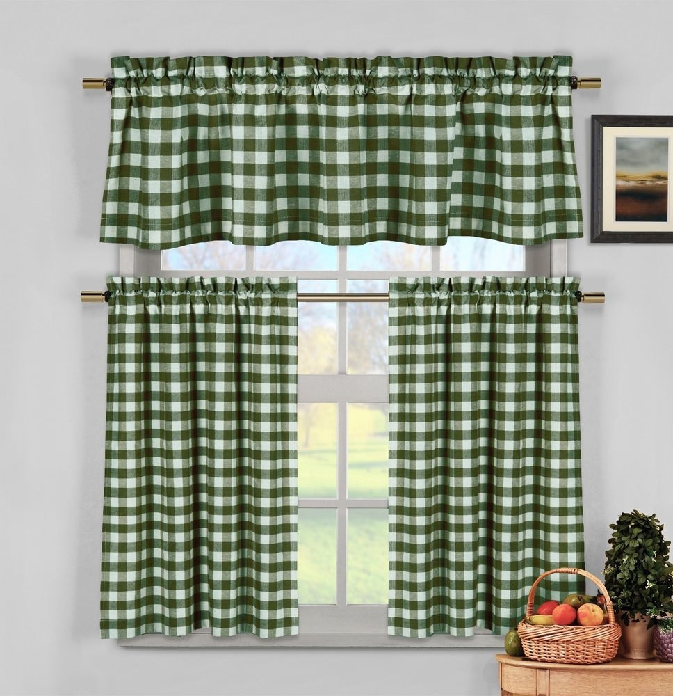 Curtains Sage Green Kitchen Curtains Decor Sage Green Kitchen With Regard To Sage Green Kitchen Curtains (Image 8 of 25)