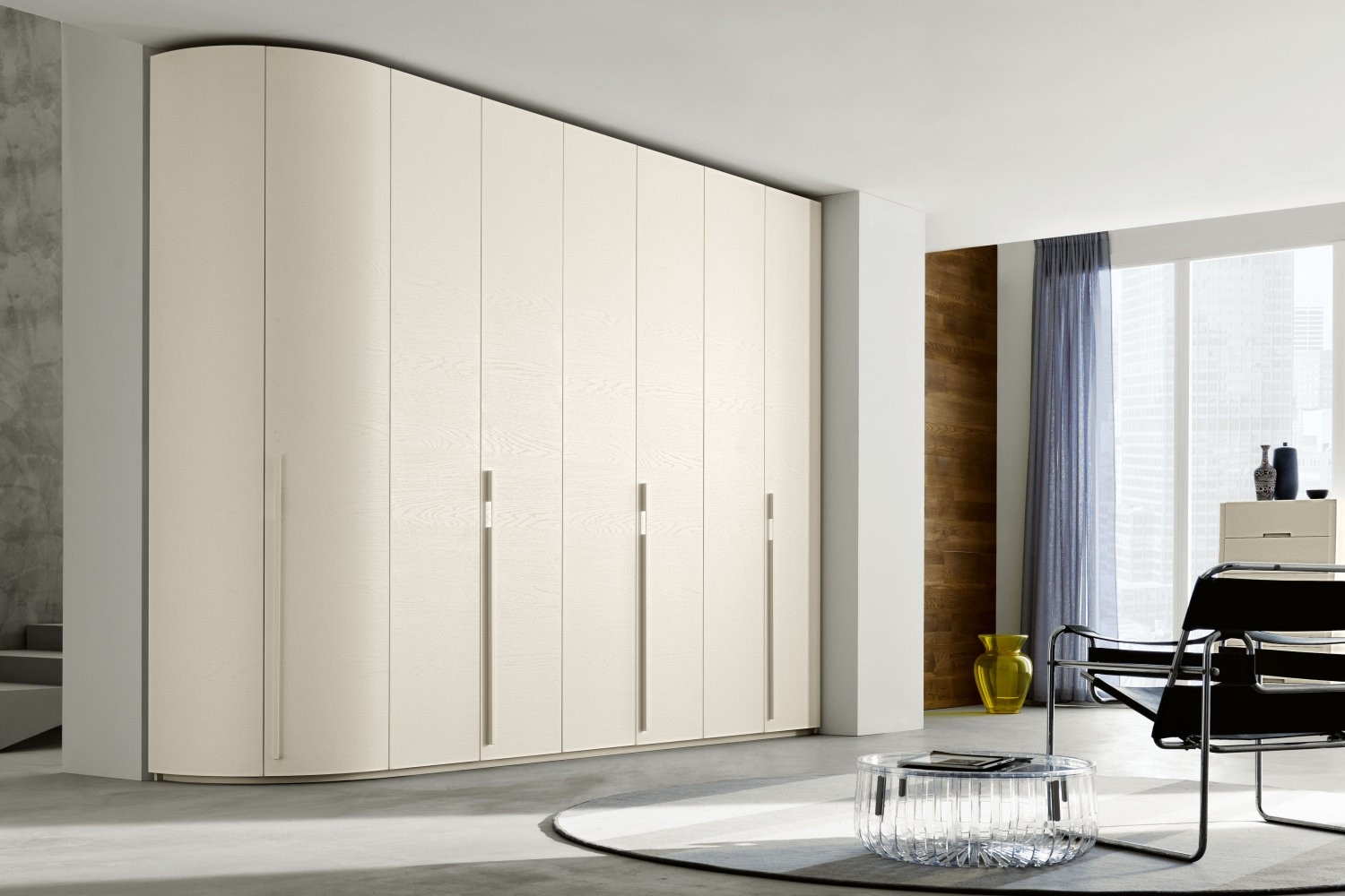 Featured Image of Curved Wardrobe Doors
