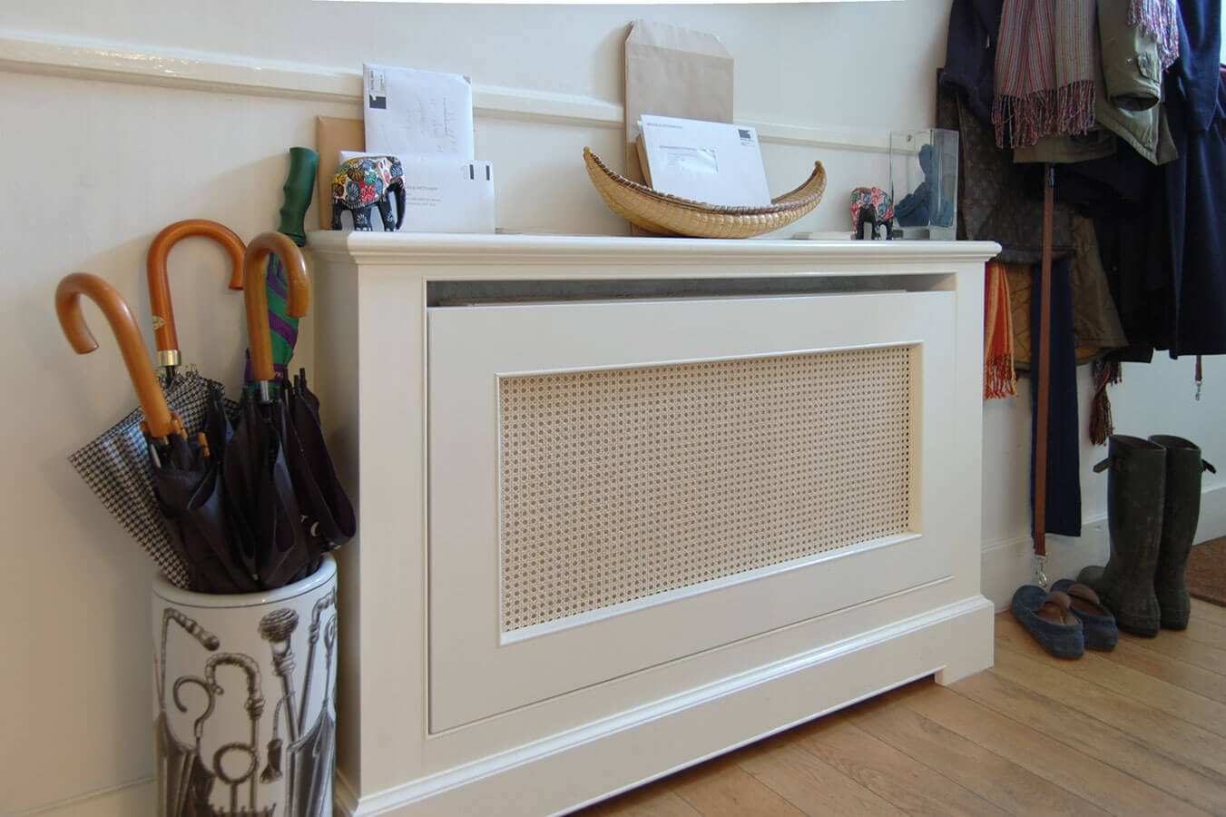 Custom Built Home Furniture Various Bespoke Solutions For Radiator Cupboards (View 13 of 15)