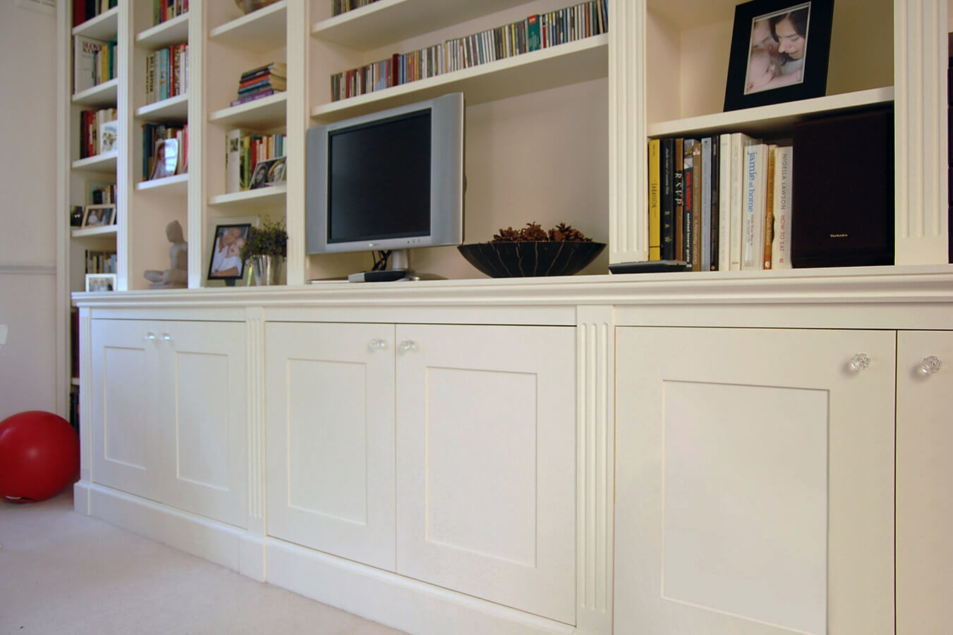 Custom Made Living Rooms Display Tv And Media Units Pertaining To Bespoke Cupboards (Image 9 of 15)