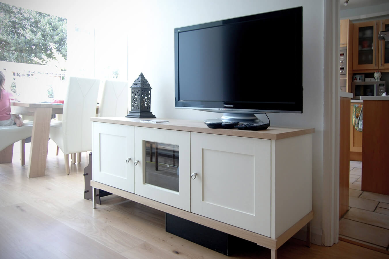 Custom Made Living Rooms Display Tv And Media Units Regarding Bespoke Tv Cabinet (Image 8 of 15)