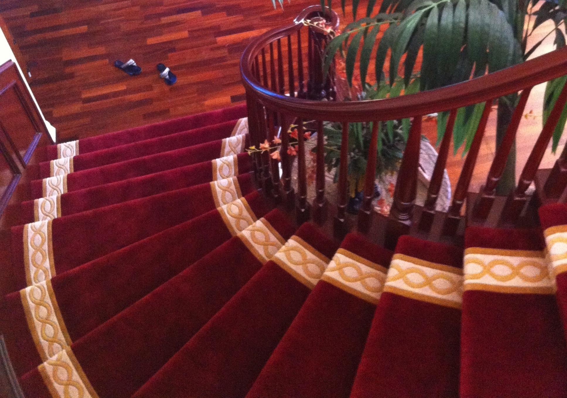 Custom Rugs Hemphills Rugs Carpets Orange County Within Custom Made Rug Runners (View 12 of 15)