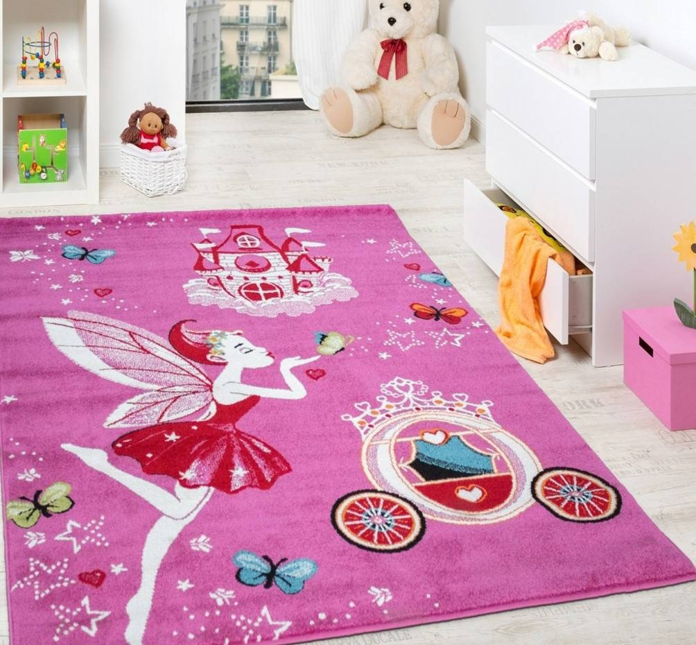 Cute Girls Bedroom Rugs Pink Color For Teenage Ideas Design X Live For Girls Floor Rugs (Image 6 of 15)