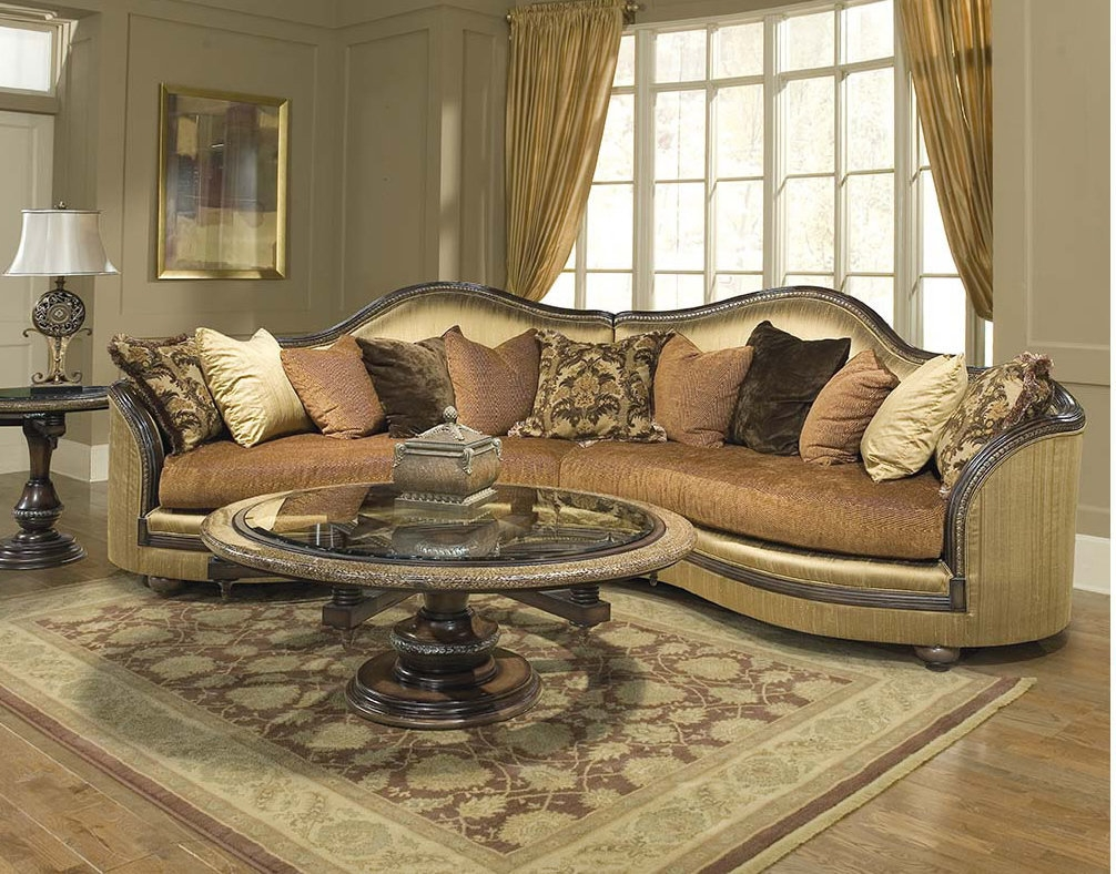 Decorating International Branded Homey Design With Elegant Design Regarding Overstuffed Sofas And Chairs (Image 3 of 15)