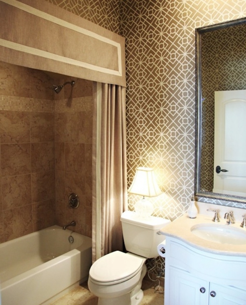 Decorations Cute Bathroom Decor Ideas With Shower Curtains With For Double Panel Shower Curtains (View 15 of 25)