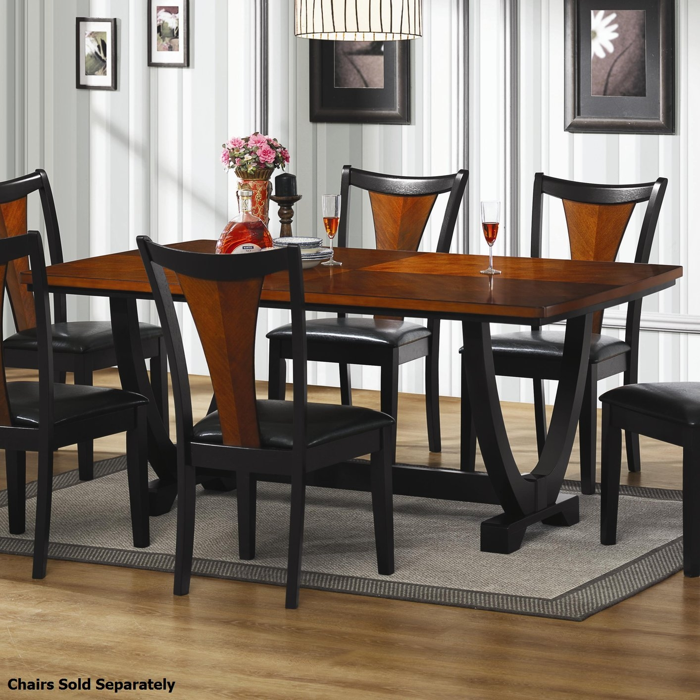 Dining Table With Sofa Chairs Lpuite For Dining Sofa Chairs (View 7 of 15)