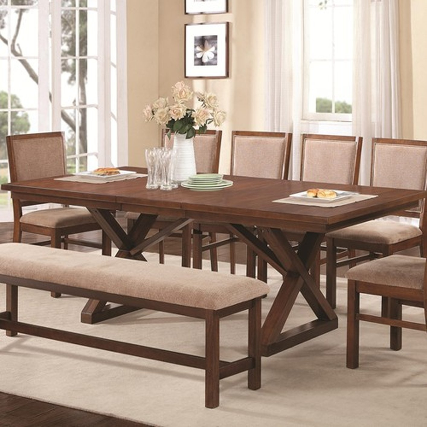 Featured Image of Dining Table With Sofa Chairs