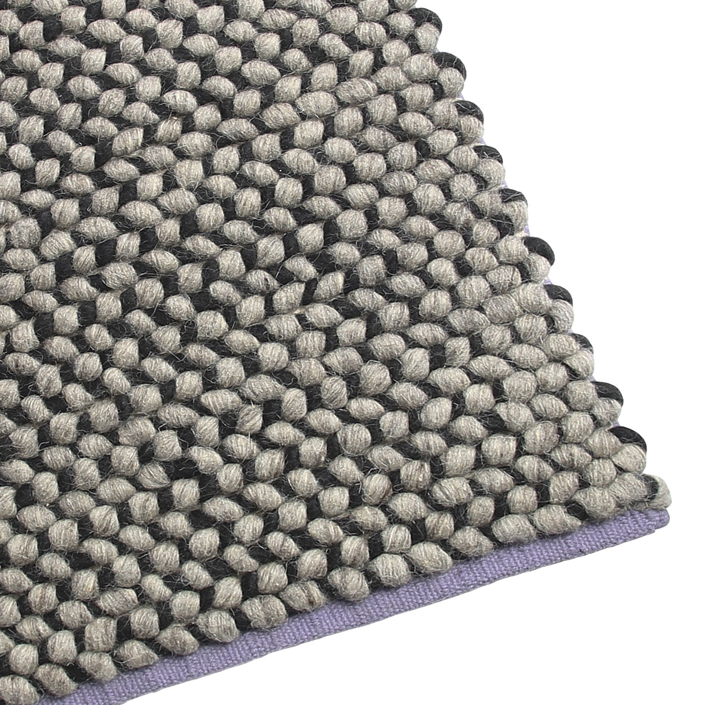 Dollop 8 X 10 Large Wool Rug Modern Rugs Blu Dot Intended For Large Wool Rugs (Image 1 of 15)