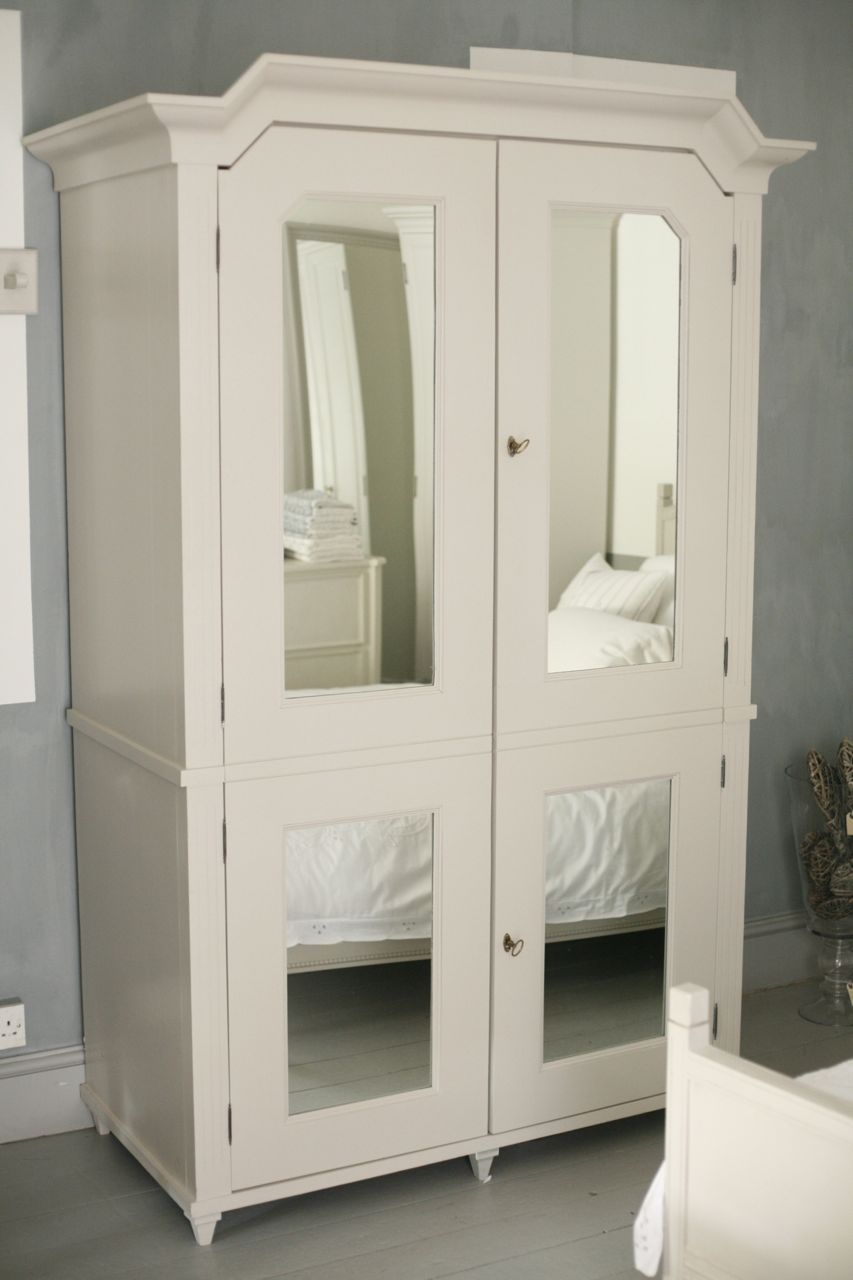 Featured Image of White Wardrobe Armoire