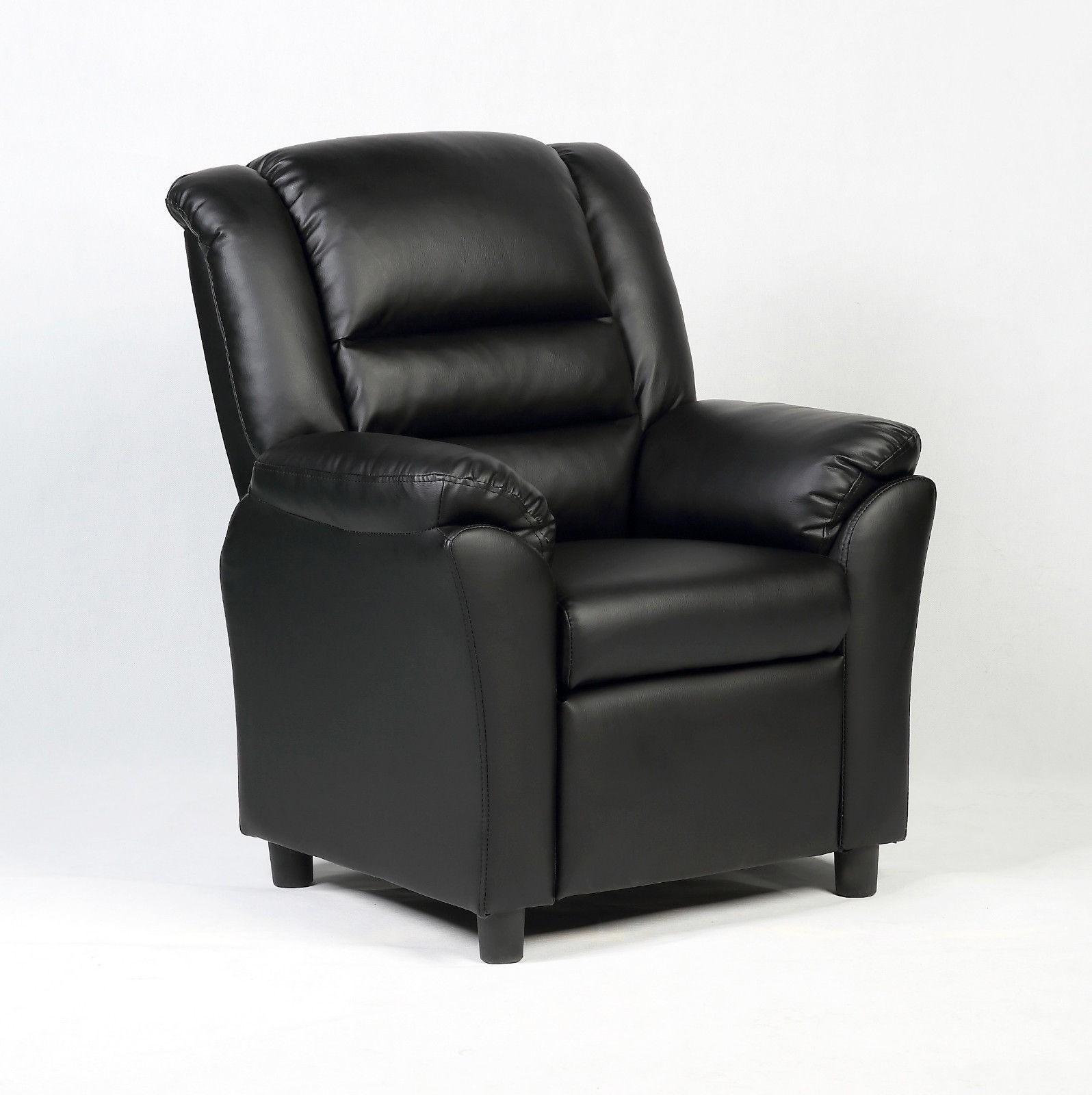 Ergonomic Kids Sofa Manual Recliner Arm Chairs Recliners In Ergonomic Sofas And Chairs (Image 10 of 15)