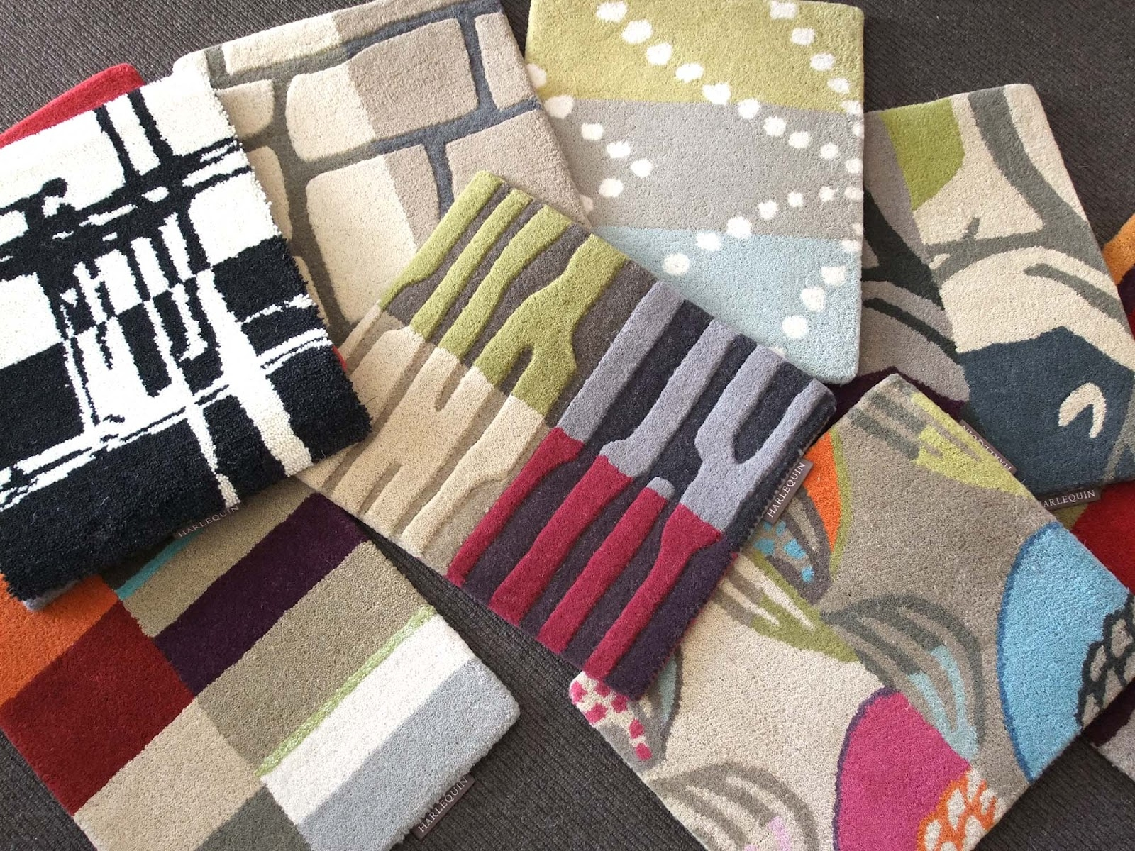 Esdesign Harlequin Rugs Within Harlequin Rugs (Image 1 of 15)