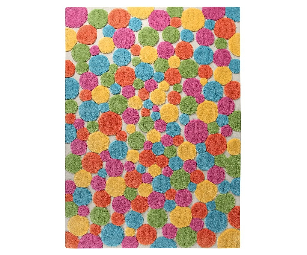 Esprit Kids Colour Drops 140×70 Cm Esprit Lasten Matot Matto Inside Esprit Rugs (Image 9 of 15)