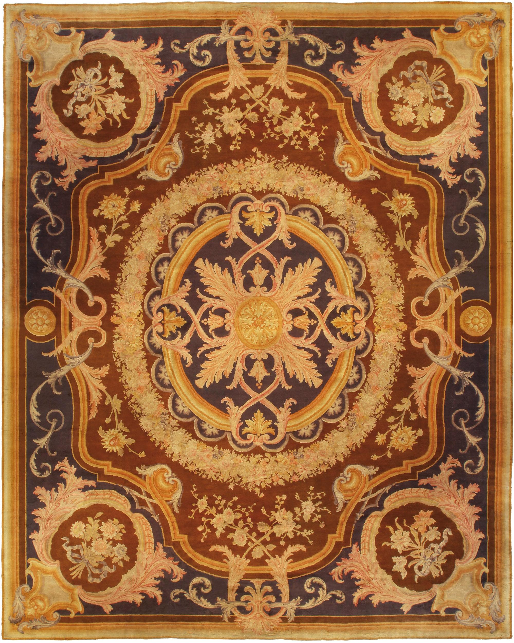 European Rugs From New York Gallery Doris Leslie Blau Inside European Rugs (Image 11 of 15)