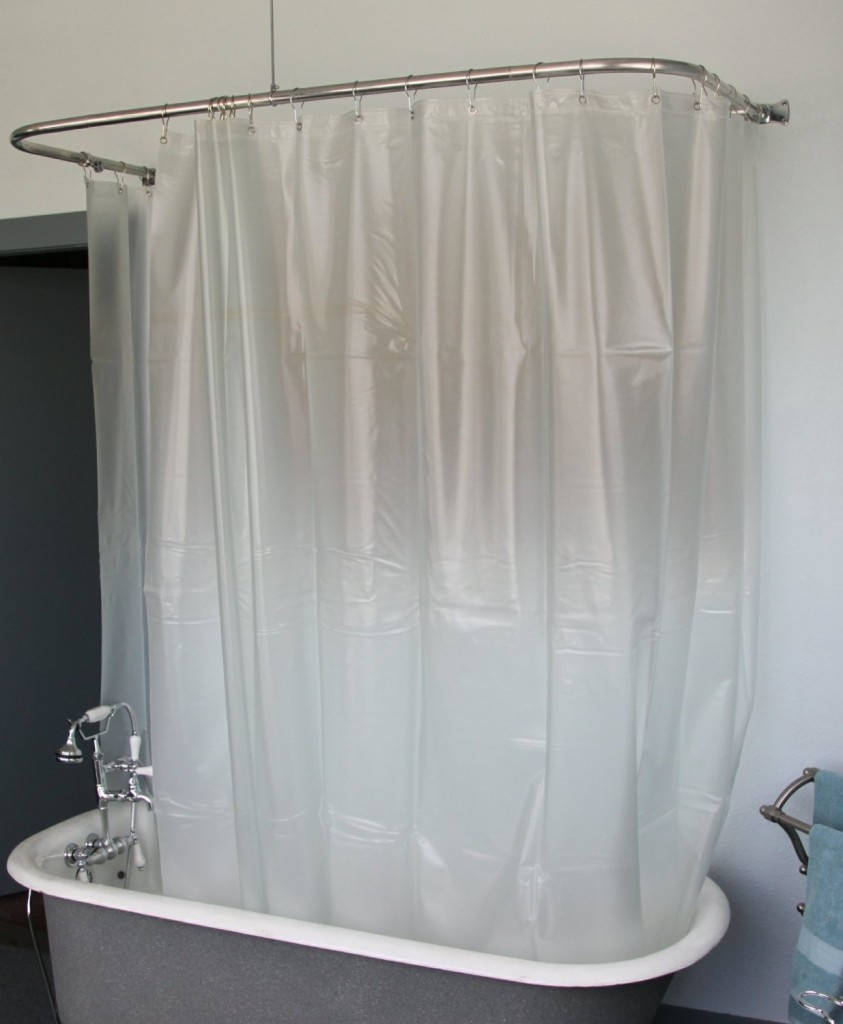 Everything You Need To Know About Clawfoot Bathtubs Ultimate Guide In Shower Curtains For Clawfoot Tubs (Image 16 of 25)